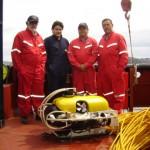 Divers ROV