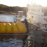 Reflotamiento barcaza